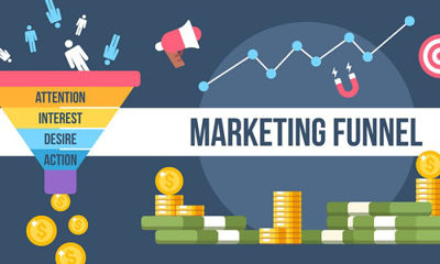 قیف فروش و بازاریابی چیست؟